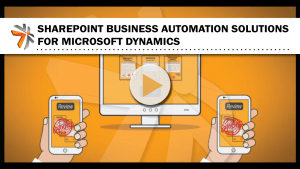 DynamicPoint SharePoint Solutions for Dynamics GP & Nav Commercial