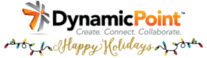 DynamicPoint Christmas Logo