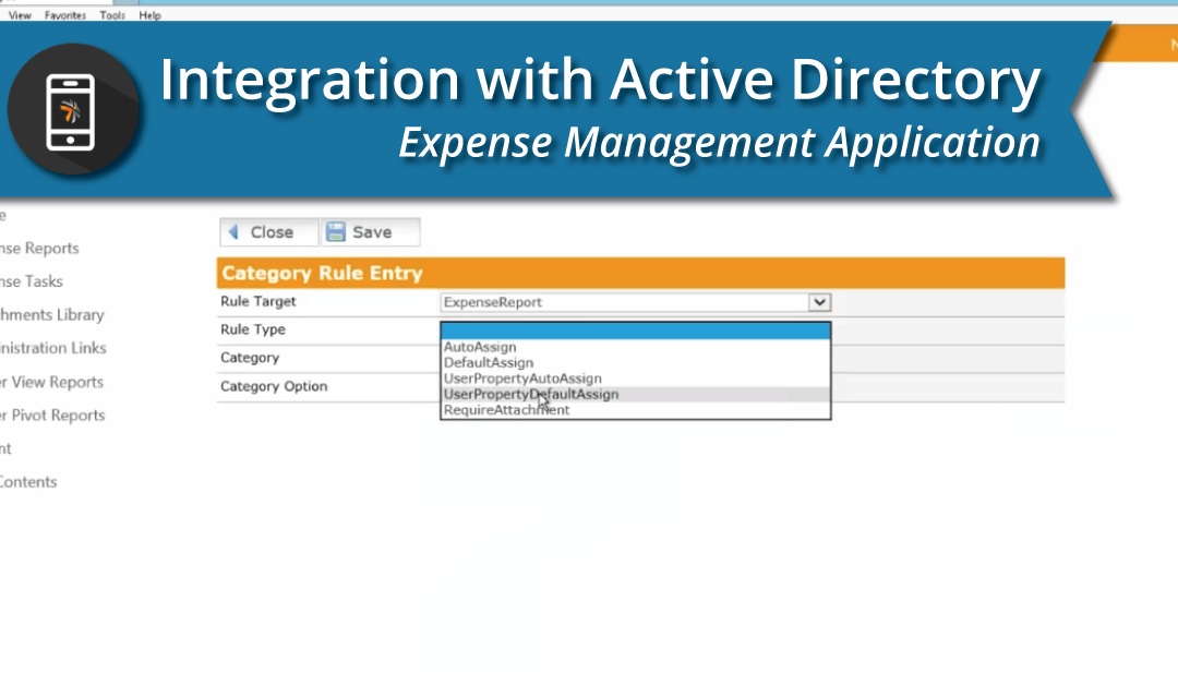 Integration with Active Directory