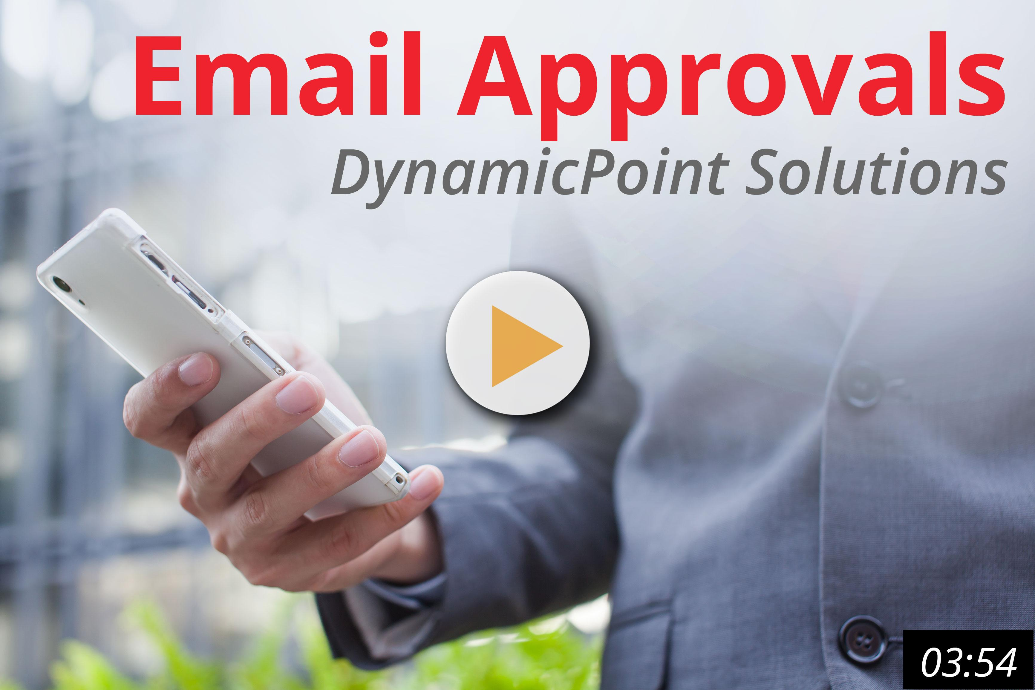 Email Approvals
