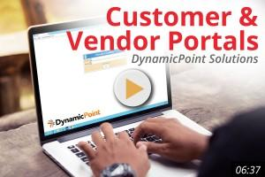 DynamicPoint Customer and Vendor Portals