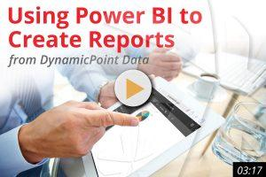 Using PowerBI to Create Reports