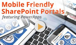 Portals Mobile Friendly