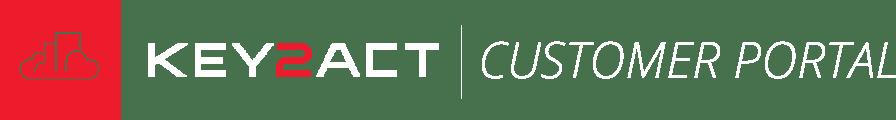 Key2Act Customer Portal